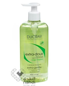 Ducray Shampoo Extra-Doux/Gentle For Delicate Hair 400 ml