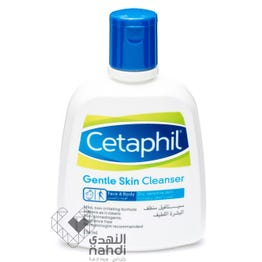 Cetaphil Gentle Cleanser For Dry & Sensitive Skin 236 ml