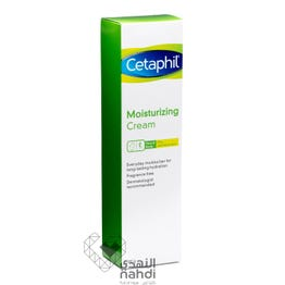 Cetaphil Moisturizing Cream For Face And Body 100 gm