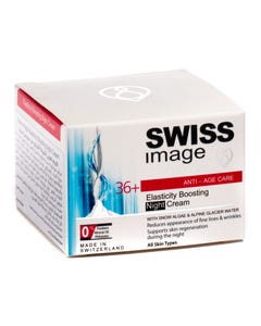 Swiss Image Anti-Age 36+ Elasticity Boosting Night Cream 50 ml
