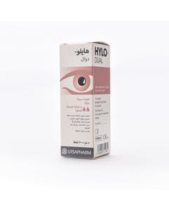 Hylo-Dual Eye Drop 10 ml