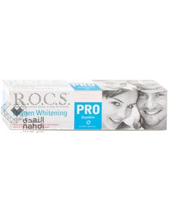 ROCS Toothpaste PRO Oxywhite Professional Solutions 50 ml