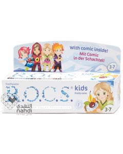 ROCS Toothpaste kids Fruity cone Fluoride Free 35 ml