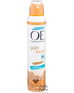 OE Deo Spray Gold Secret 200 ml
