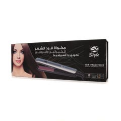Style Hair Straightener For Keratin & Protein Therapy