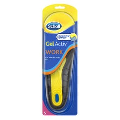 Scholl Gel Active Work Small