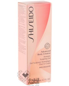 Shiseido Sculpting Gel Aromatic 200 ml