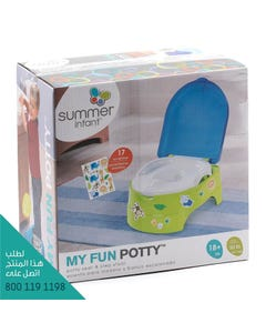Summer Infant My Fun Potty Training Seat