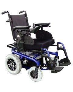سي تي ام كرسي كهربائي قياسي ازرق HS-7200-BU1