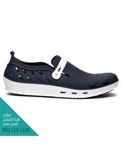 ووك حذاء نيكسو 02 ابيض-ازرق غامق مقاس 46