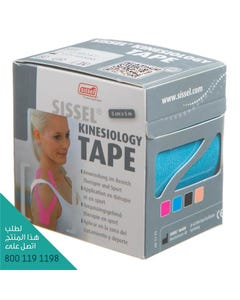 Sissel Kinesiology Tape Blue
