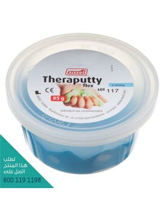 Sissel Theraputty Flex X-Strong Blue
