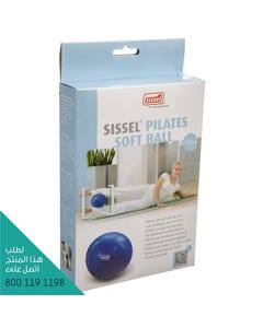 Sissel Pilates Ball Blue 22 cm