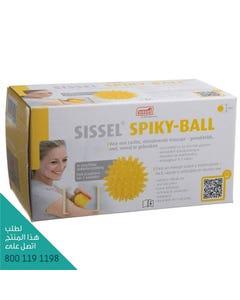 Sissel Spiky Ball Yellow 8 cm