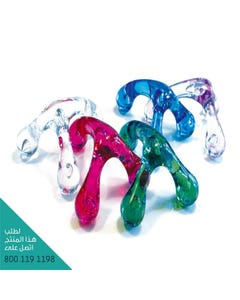 Sissel Funmassager In Plastic Bag Assorted Colors