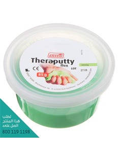 Sissel Theraputty Flex Strong Green