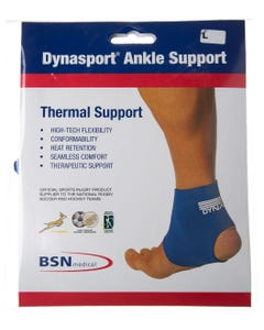 BSN Dynasport Thermal Ankle Support Large