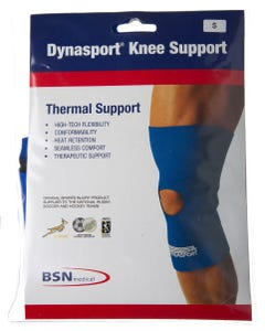 BSN Dynasport Thermal Knee Support Medium