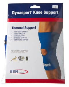BSN Dynasport Thermal Knee Support Small