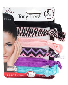 Mia Tony Ties Colorful Mixed