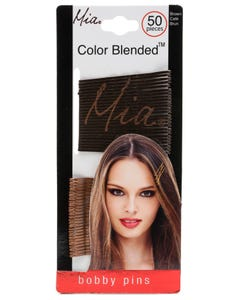 Mia Color Blended Bobby Pins-04017