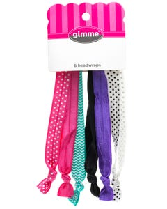 Gimme Multi Ribbon HW 6 pcs
