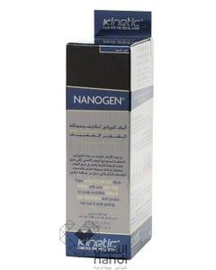 نانوجين ألياف كرياتين لتكثيف و سماكة الشعر 30 جم أسود