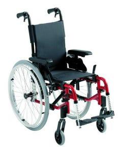 Invacare Action3 Junior Pediatric Wheel Chair 20.5 cm
