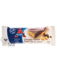 Atkins Chocolate Hazelnut Crunch 60 gm