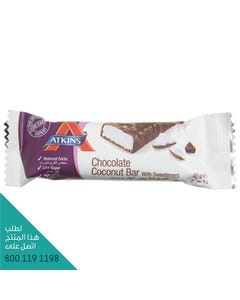 Atkins Chocolate Coconut 35 gm