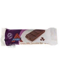 Atkins Crispy Milk Chocolate 30 gm