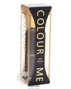 Colour Me Gold EDT Woman 100 ml