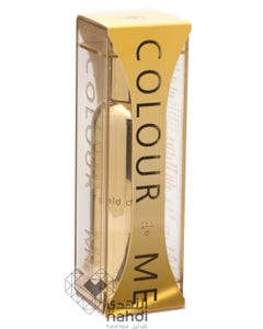 Colour Me Gold EDT Man 90 ml