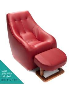 فيتال انرجي كرسي اهتزاز كامل الجسم احمر UR8000