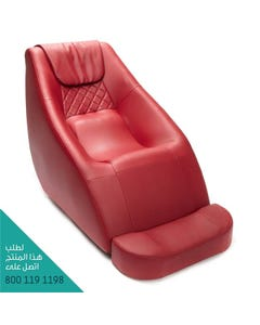 Vital Energy Chair Whole Body Vibration Red VF3