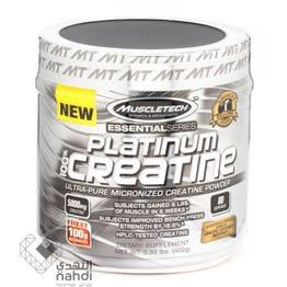 Muscletech 100% Platinum Creatine 402 gm Powder