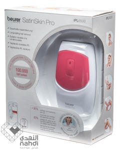 Beurer Hair Remover Satin Skin Pro IPL 6500