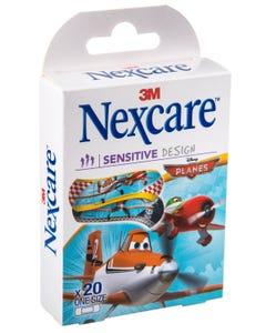 Nexcare Bandages Planes Tatoo - 20 pcs N563-20