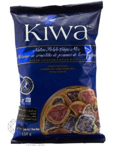 Kiwa Native Potato Chips Mixed 130 gm