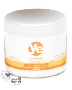 Yellow Liss Therapy Mask Bamboo Extract & 7 Oils 500 ml