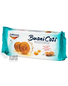 Galbusera Biscuits With Milk No Added Sugar 220 gm