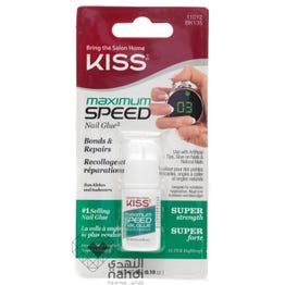 Kiss Maxiaum Speed Nail Glue 3 gm