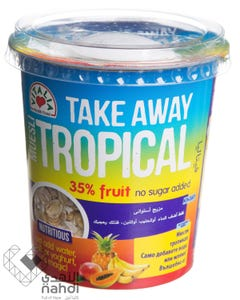 Vitalia Take Away Tropical No Suger Added 90 gm