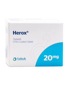 Herox Tablet 20 mg 1 Tablet