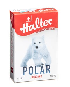 Halter Candy Polar Sugar Free 40 gm