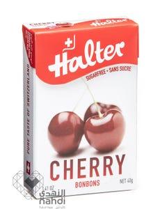 هالتر حلويات خالي من السكر كرز 40 جم