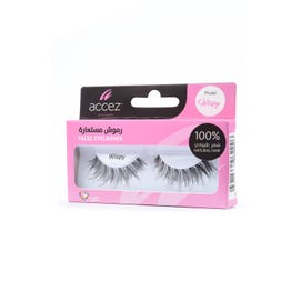 Accez False Eyelashes Wispy