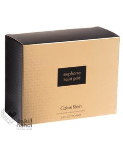 Calvin Klein Euphoria Liquid Gold EDP Woman 100 ml