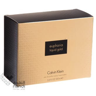 ed4cbe001 Calvin Klein Euphoria Liquid Gold EDP Woman 100 ml