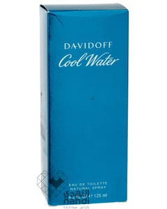 Davidoff Cool Water EDT Man 125 ml